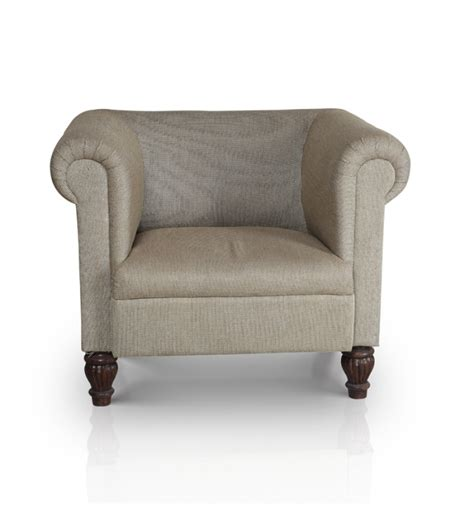 single seat sofa chair single seat sofa chair foxhunter linen fabric 1 single