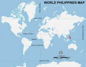 Philippines World Map by Alfa Img Showing Gt Philippines Location In The World