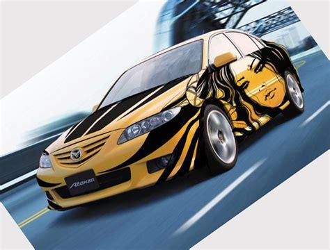 Auto Decals Graphics by Automotive Automotive Vinyl Graphics