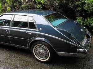 1985 Cadillac Seville Parts 1985 Cadillac Seville For Sale Vancouver Washington