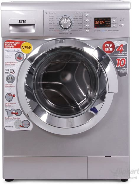 IFB 6.5 kg Fully Automatic Front Load Washing Machine