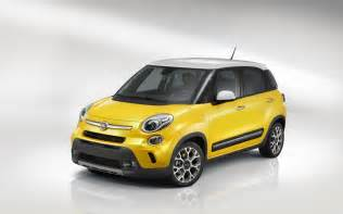 Where Are Fiats From Fiat 500l Trekking Prime Informazioni E Immagini