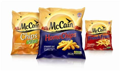 Shelf Of Potato Chips by Mccain Chips Shelf Review Packaging News