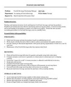 Procurement Manager Description by Purchasing Manager Description 7 Free Word Pdf Documents Free Premium Templates