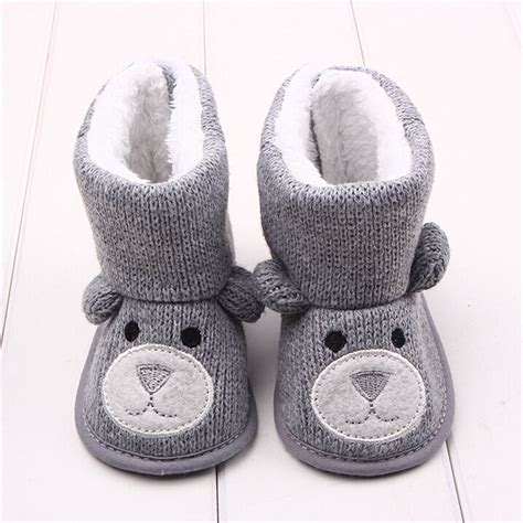 winter baby snow boots warm toddler shoes baby shoes