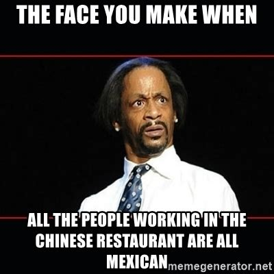 Chinese Meme Generator - the face you make when all the people working in the