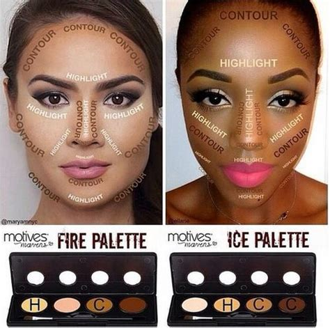 Contouring Light Skin by 25 Best Ideas About Contouring Brown Skin On