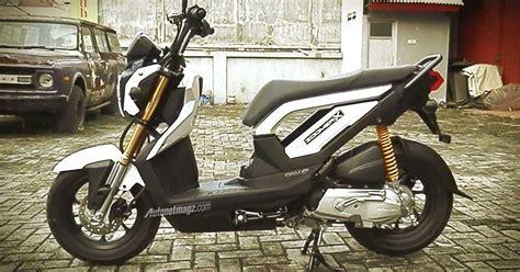 Pcx 2018 Keluhan by Modif Yamaha Byson Biru Modifikasi Motor Yamaha 2016