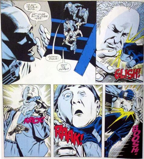 batman knightfall vol 1 also in batman knightfall vol 1 bane beats up the
