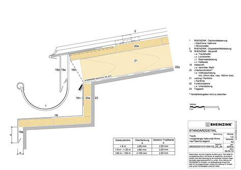 traufgesims detail cad details