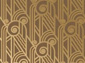 1920s Curtains Art Deco Wallpaper Some Day When I Have A House