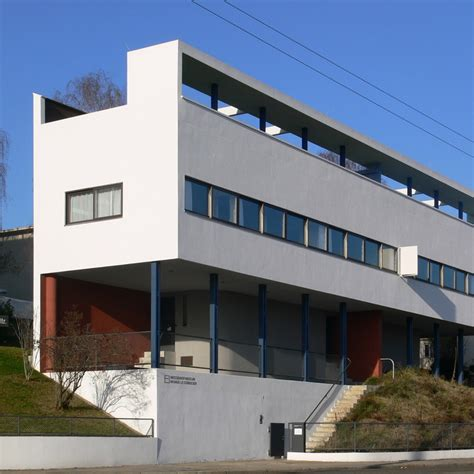 French Apartment by Le Corbusier S Weissenhof Estate In Stuttgart Was Part Of