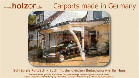 carport aufbauen lassen carport selber bauen modelle z b doppelcarport modern