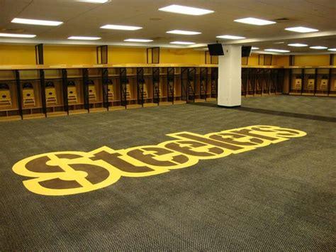 Steelers Locker Room by Steelers Locker Room 2 Pittsburgh