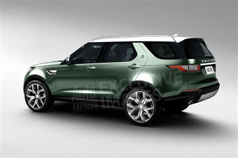 2017 land rover discovery land rover discovery 2017 pictures auto express