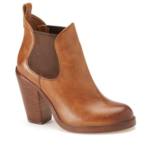 shoemint spence s leather high heel from kohl s