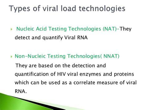 viral test viral load test