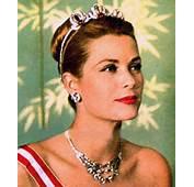 Les Diad&232mes De La Princesse Grace Monaco  Noblesse