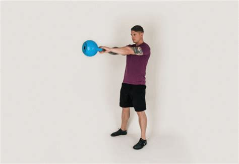 kettlebell russian swing how to do the perfect kettlebell swing curious