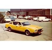 Leyland P76  Australias Own Car Force 7 Yellow/Chocolate