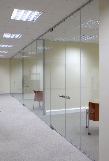 framless glass doors