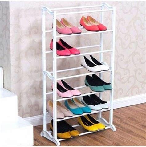 scaffale per scarpe scarpiera porta scarpe scaffale 7 ripiani 14 21 paia