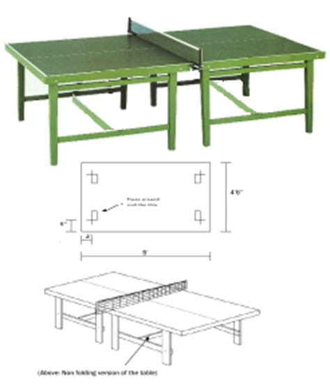 build a ping pong table detail plans to build a woodworking table inkra