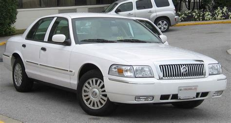 buy car manuals 2008 mercury grand marquis free book repair manuals 2008 mercury grand marquis information and photos zombiedrive