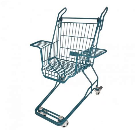 Shopping For Chairs Shopping Carts Made Into Stylish Chairs Neatorama