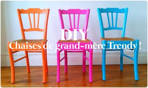 repeindre des chaises repeindre des chaises