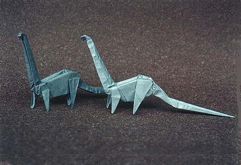 Origami Diplodocus - diplodocus