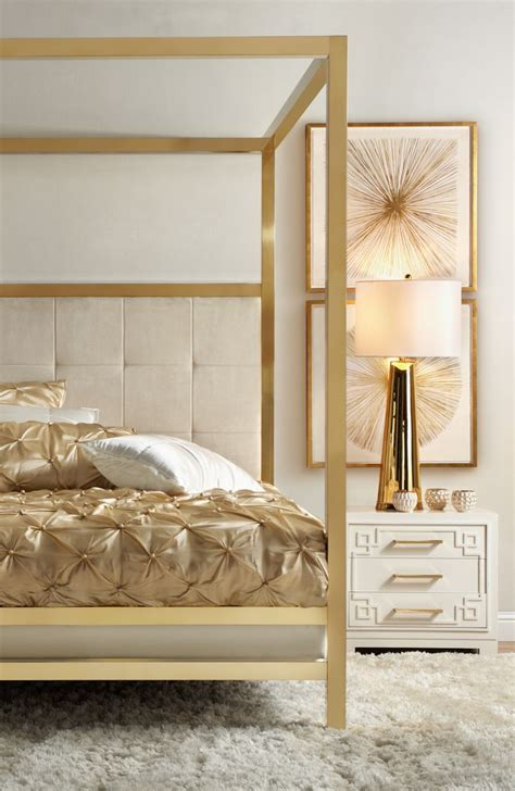 Gold Frame Bed Best 25 Gold Bedding Ideas On Bedroom Colors Pink Bedrooms And Bedroom