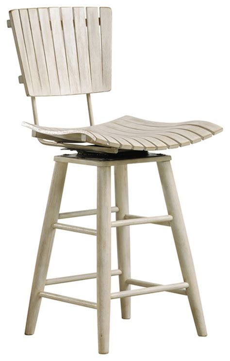 Coastal Style Bar Stools sunset point counter chairs set of 2 style bar