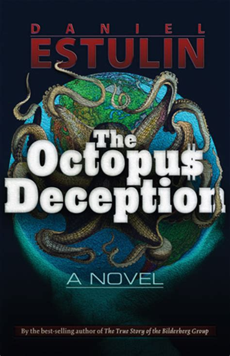 Deception A Novel trine day releases fiction book octopus deception