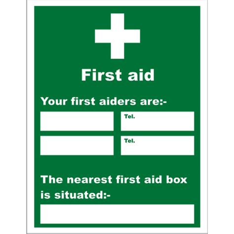 Aid Poster Template aid sign