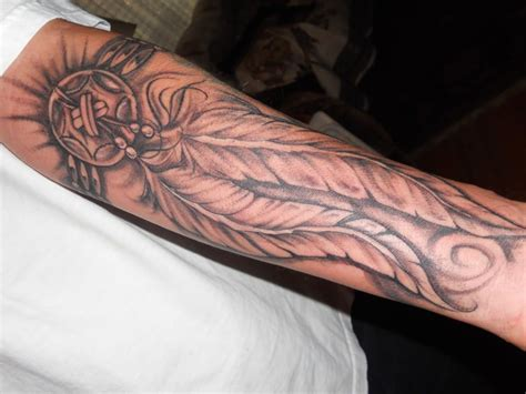 tribal feather tattoo meaning american feather meanings american