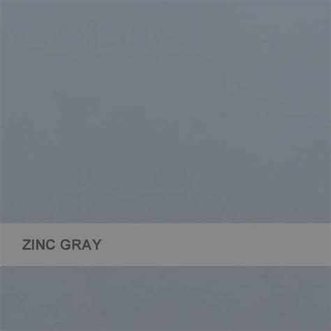 zinc color colar chart snow retention products tra snow and sun