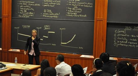 Harvard Interviews Mba harvard business school professor elberse