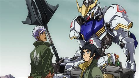best gundam series gundam iron blooded orphans to be best gundam series