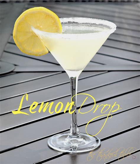 lemon drop lemon drop