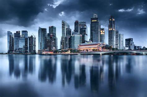 Indeed Louis Mba by Singapur Skyline Foto Bild Bilder City Photography