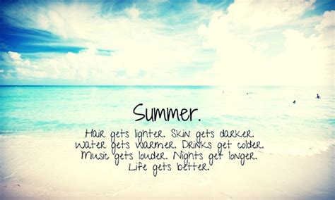 quotes about summer summer quotes pics