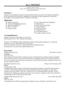 Claims Examiner Sle Resume by Claims Examiner Resume Exle Geico Gray