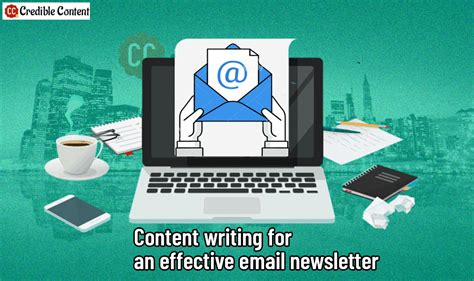 content writing tips writing effective email newsletter