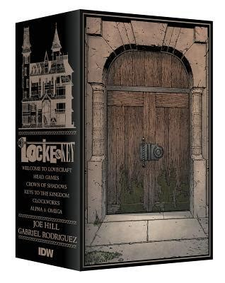 locke key slipcase set locke key slipcase set by joe hill reviews discussion