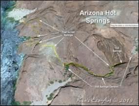 springs arizona map ken s photo gallery arizona springs white rock