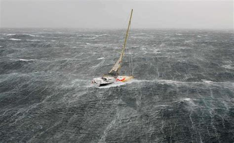 sailboat in storm how to sail safely through a storm north sails