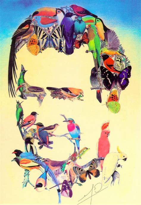 imagenes varias com imagen de don bosco formada por varias im 225 genes de aves