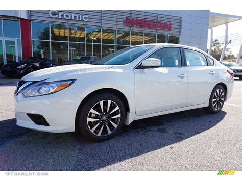 2016 Pearl White Nissan Altima 2 5 Sl 109503979