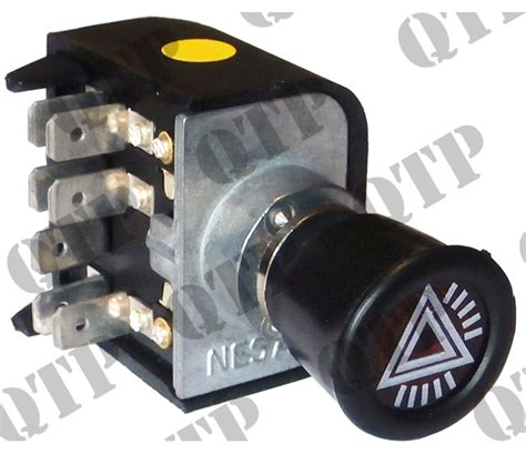 hazard warning switch quality tractor parts